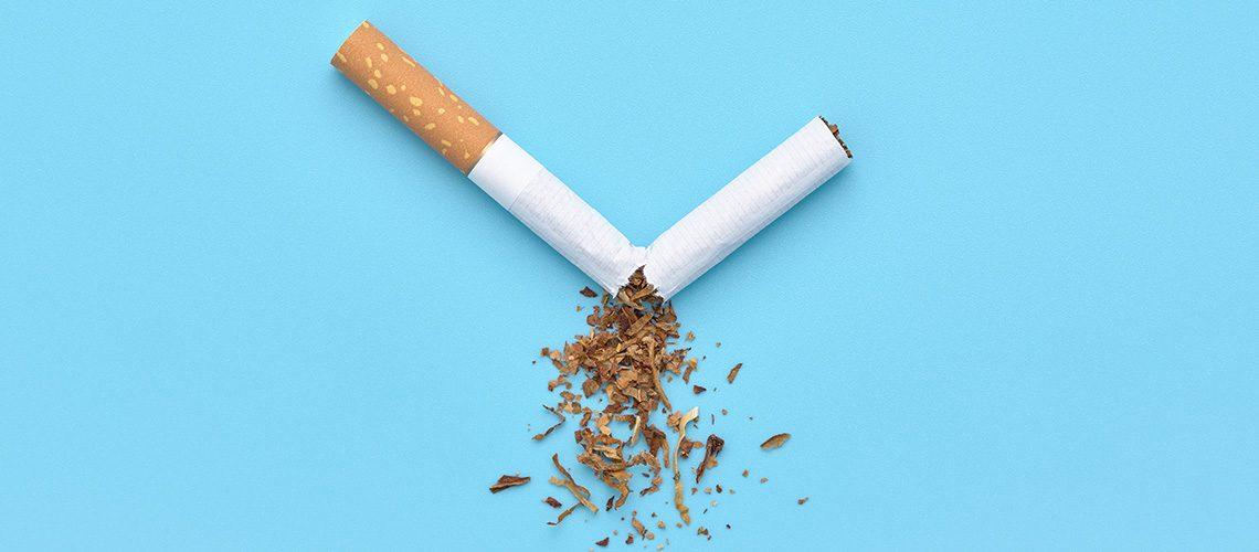 Leszokni a dohányzásról, miért nincs váladék Alkalmazás abbahagytam a dohányzást